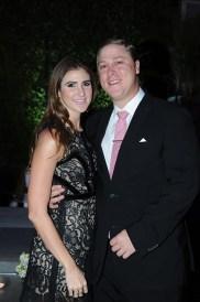 Karl Moser y Sonia Galavis de Moser