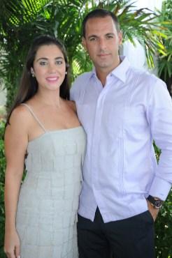 Juan Eduardo Grossmann y Marisabel de Grossmann