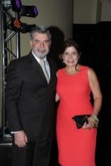 Federico Courtois y María Eugenia de Courtois