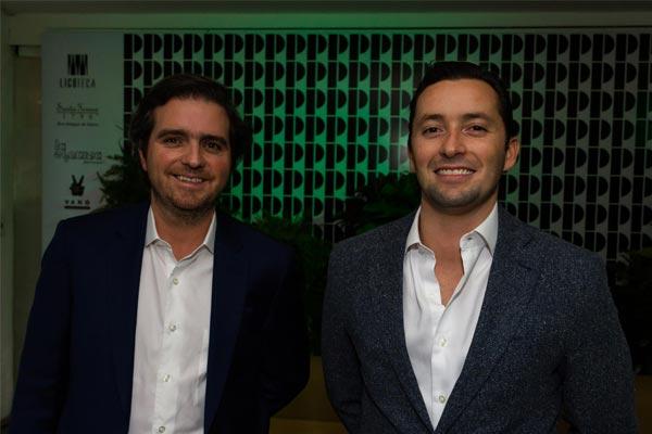 Juan Carlos Senior y Hernán Delgado