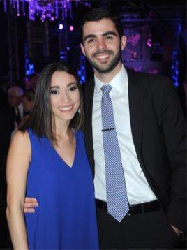 Adriana Rodríguez y Gustavo González Lara