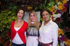 Johanna Mejias, Cristal Gómez, Zeledith Batista