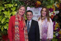 Maite Van Den Bossche, José Hurtado, Angela Mata