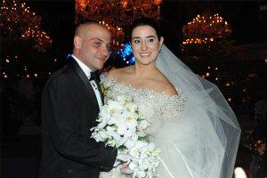 Luisa Elena y Jesús Domingo, los nuevos esposos