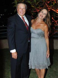 Ricardo Gonsalves y Anabella de Gonsalves