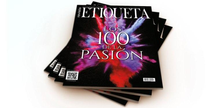 Revista Etiqueta: 31 años de pasión por Venezuela