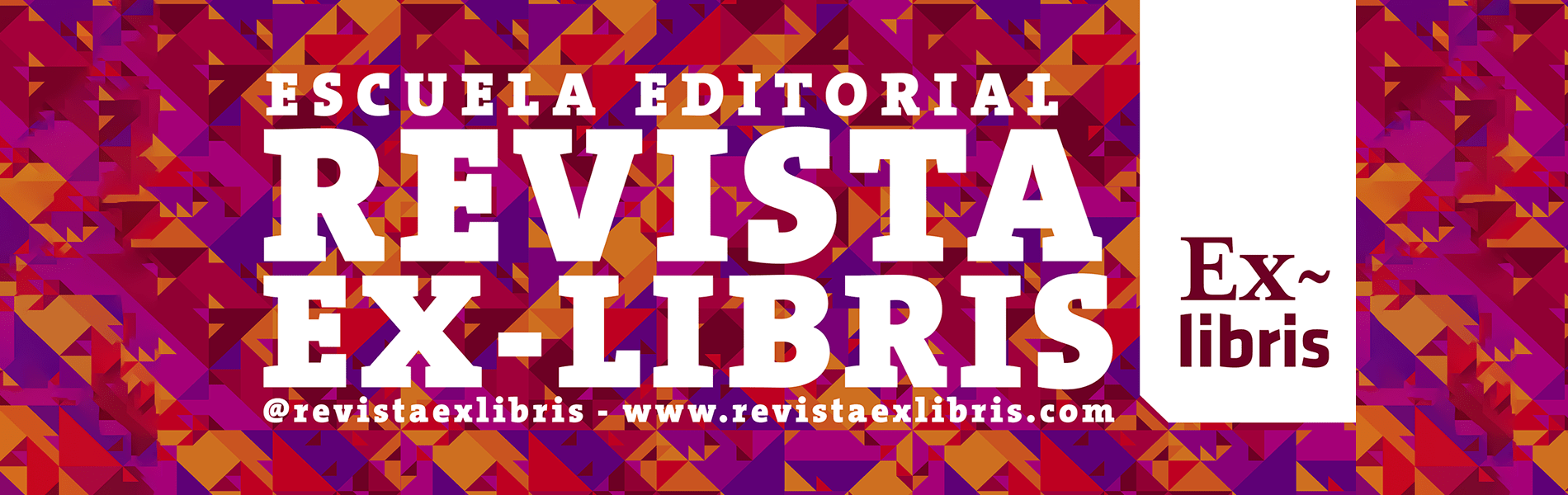 Revista Ex-libris – Escuela Editorial