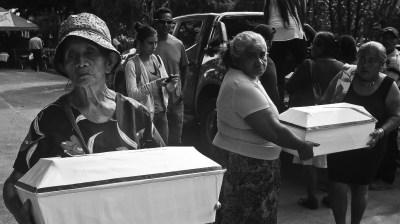 Juicio Masacre de El Mozote El Salvador