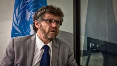 Salvioli: «El Estado salvadoreño tiene que sancionar a los responsables de crímenes contra la humanidad»