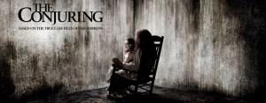 The Conjuring - Encabezado terror duro