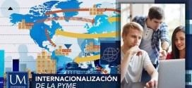 La Unversidad de Mendoza presenta una capacitación en : INTERNACIONALIZACIÓN DE LA PYME