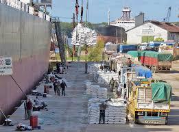 Autoridades de Argentina y Chile visitan Administración de Puertos de Uruguay.