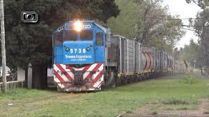 Cifra récord de Trenes Argentinos: transportó 2 millones de toneladas más que en 2015.