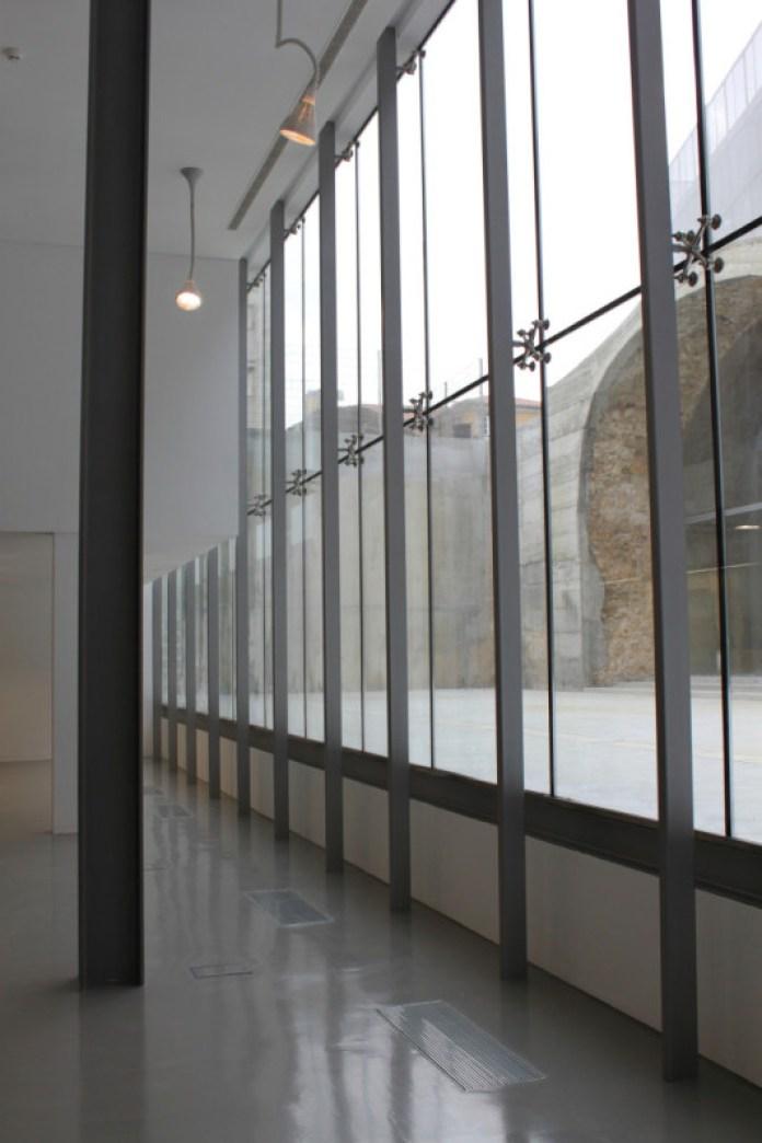FCM Piso -2 Biblioteca Vista para o Exterior
