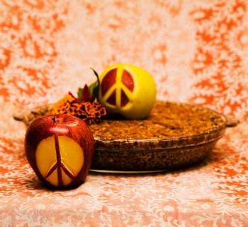 1. peace pie