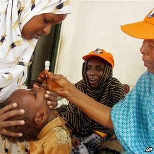 polio vacina