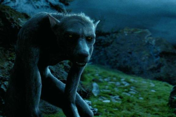 A cada Lua Cheia, o Professor Remus Lupin sofre uma dolorosa transformação num lobisomem, que o torna violento e sedento de carne.