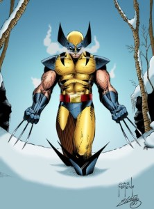 Wolverine, o mais famoso membro dos X-Men - in Comic Vine.