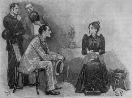 "A colheita da ""história clínica"" por Sherlock Holmes"