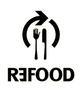 Flyer Refood 103x150mm