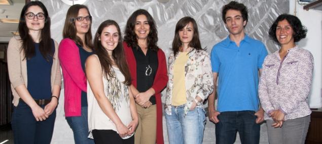 Equipa do Laboratório CEDOC FCM-NOVA