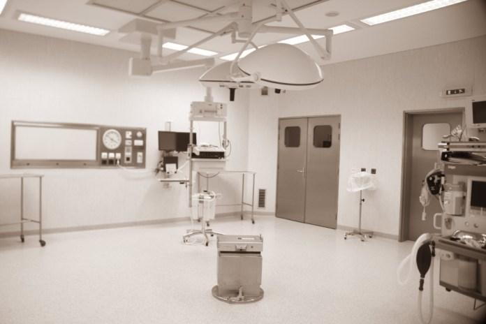 Blocos operatórios vazios devido a cirurgias canceladas foi uma das consequências da greve de 8 e 9 de Julho. Fotografia: Inês Amaral