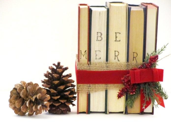 70-Christmas-Decor-with-Books