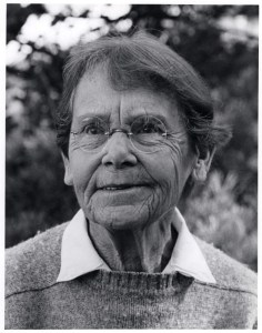 Barbara McClintock (Fonte: http://profiles.nlm.nih.gov/ps/access/LLBBPW_.jpg)