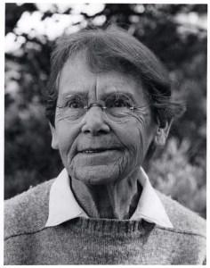 Barbara McClintock (Fonte: http://profiles.nlm.nih.gov/ps/access/LLBBPW_.jpg)