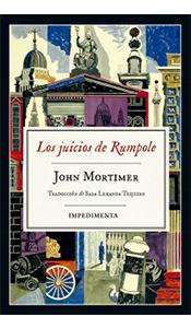 revistas literarias. novedad. los juicios de rumpole de john mortimer