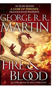 revistas literarias. fire and blood