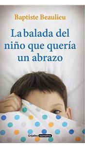 revistas literarias españolas. la balada del niño que queria un abrazo