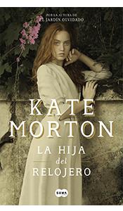 revistas literarias españolas. kate morton. la hija del relojero