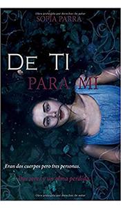 foto portada del libro De ti para mi en la Revista literaria Galeradas