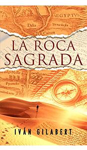 foto portada del libro La roca sagrada en la Revista literaria Galeradas