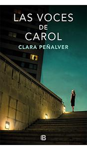 foto portada del libro Las voces de carol en la Revista literaria Galeradas.