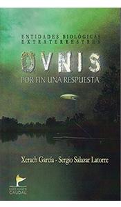 foto portada del libro ovnis por fin una respuesta en la Revista literaria Galeradas