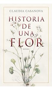 foto portada historia de una flor en revista literaria galeradas