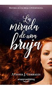 foto portada libro la mirada de una bruja