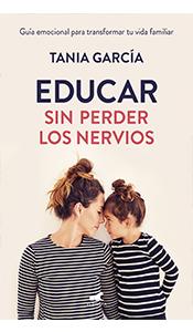 foto portada libro educar sin perder los nervios en revista literaria galerada