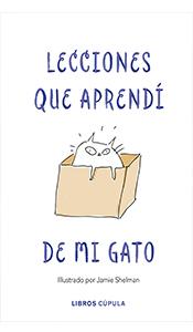 portada libro lecciones que aprendi de mi gato en revista literaria galeradas