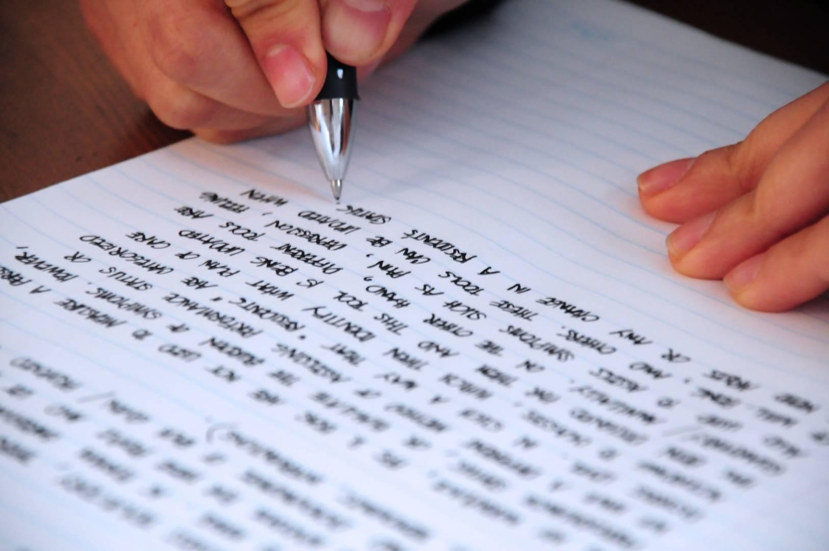 escritura-escribir-a-mano