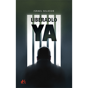 Revista Literaria Galeradas. Portada Liberadlo ya