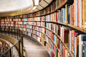 Revista Literaria Galeradas. Biblioteca