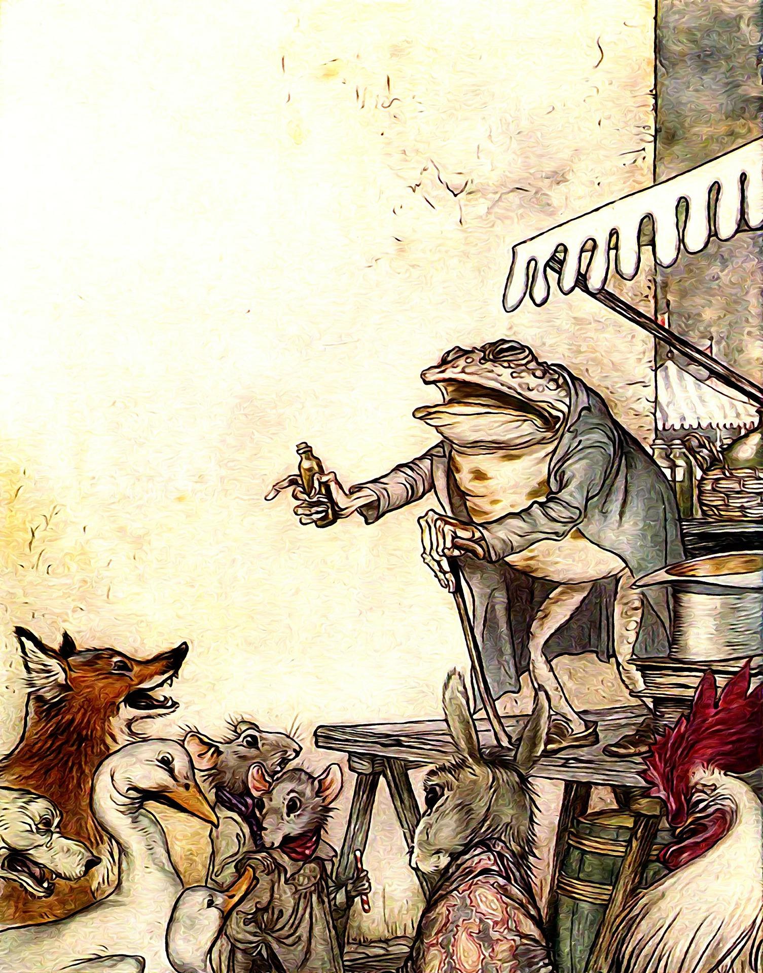Revista literaria Galeradas. Animales en la literatura