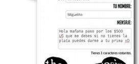 Enviar SMS gratis con JaguarYou