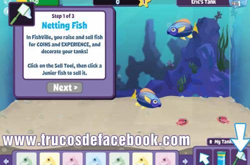 Trucos para FishVille