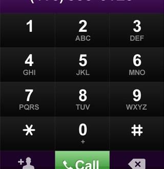Llamadas gratis desde iPhone con Viber