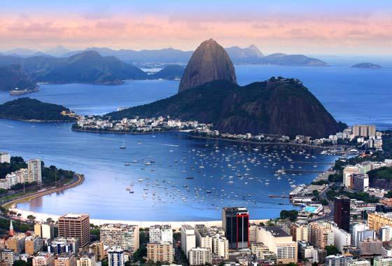 Descreva os pontos turísticos da cidade onde seu apartamento está localizado (Foto: Shutterstock)