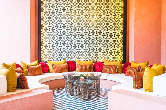 Estampas na decoração (Foto: Shutterstock)
